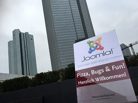 Pizza, Bugs & Fun in Frankfurt am Main
